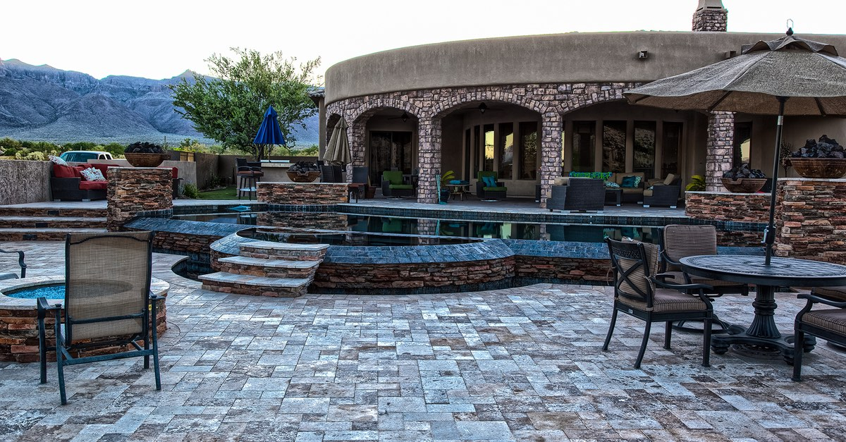 Pool and Outdoor Living Packages