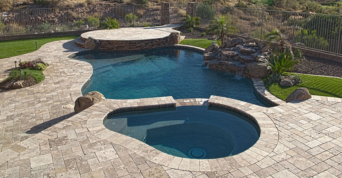 Striking Pool Designs and Trends of 2020