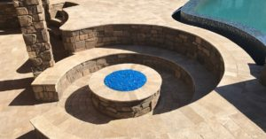 Brilliant Retaining Wall Design Ideas for Swimming Pools