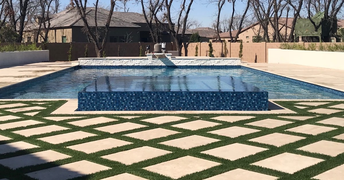 4 Unique Pool Patio and Deck Design Ideas