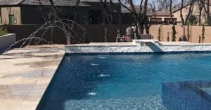 Rectangular Pool Designs With Pizazz