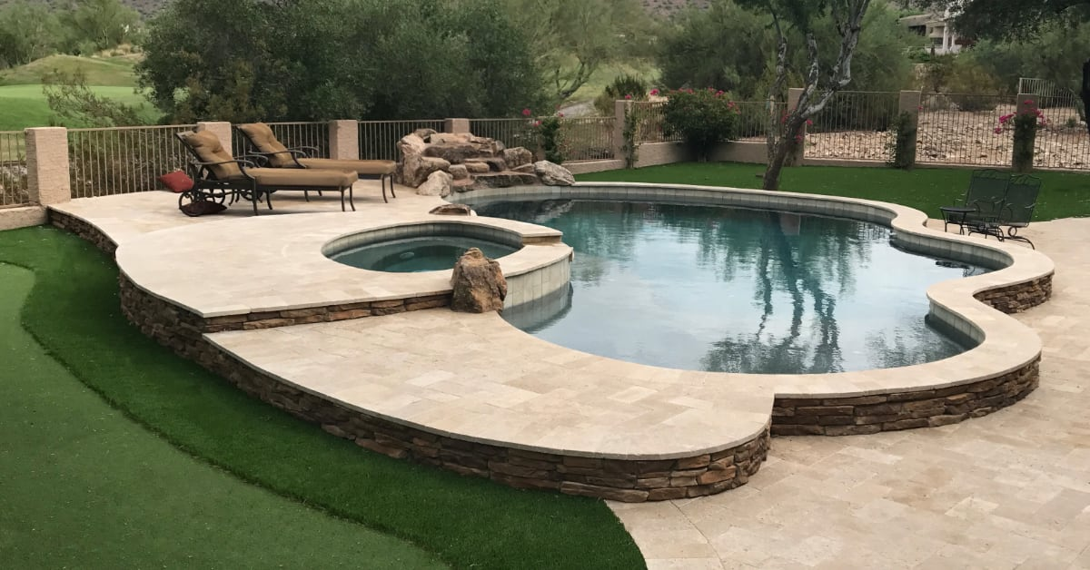 5 Reasons No Limit Pool Builders Is Your Best Choice in Chandler