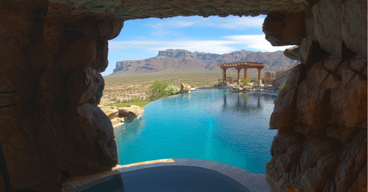 Cave Creek Pool Builder: The Best of the Old and New West