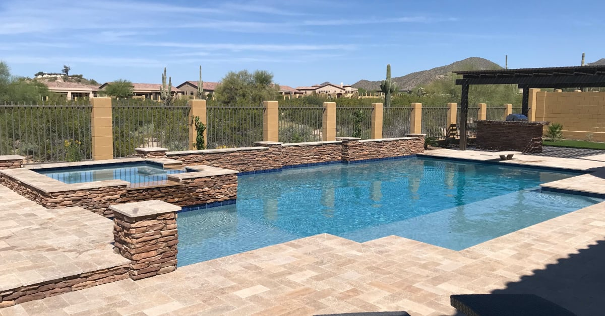 Simply the Best, See Why! Scottsdale Pool Builders