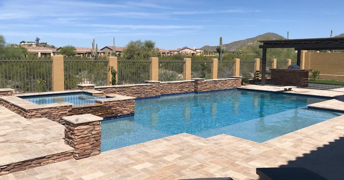 Simply the Best, See Why! Scottsdale Pool Builders
