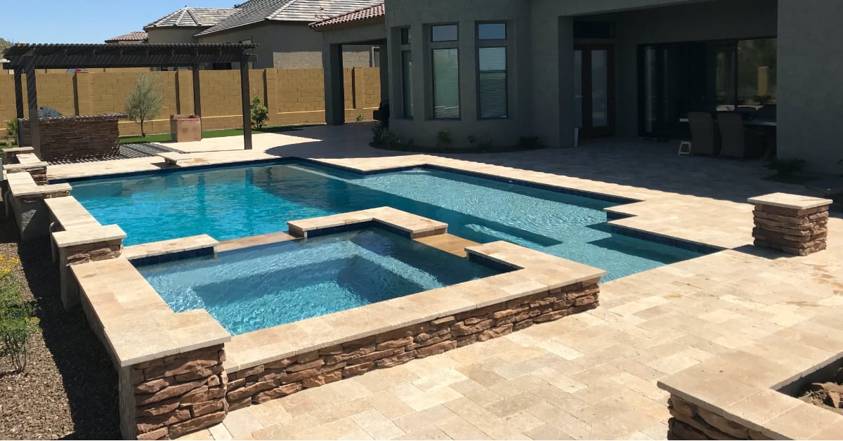 #1 Tempe AZ Pool Builders, Like No Other!