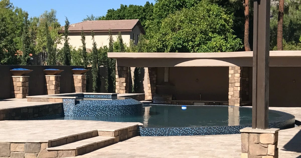 Living in Ahwatukee, AZ? The Best Pool Builder Gets The Job Done Right!