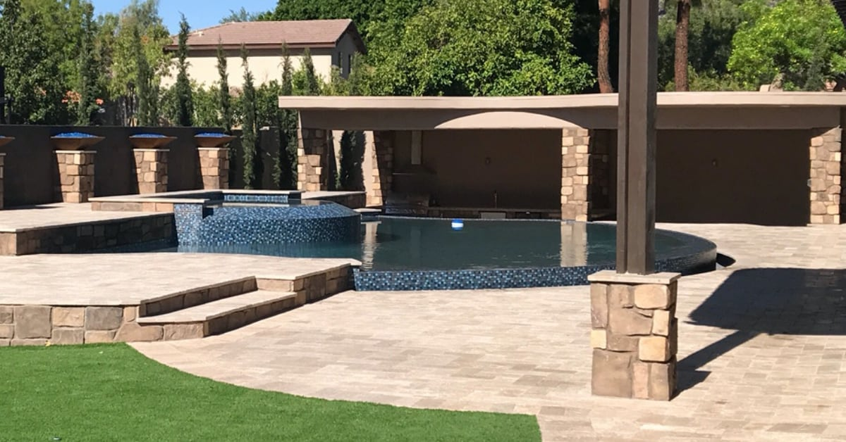 3 Outdoor Kitchen and Pool House Plans for Your Scottsdale Home