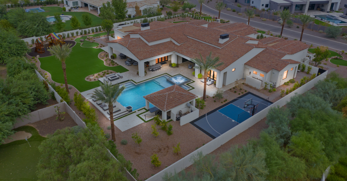 Top 3 Pool Types Best Suited for Arizona Homes