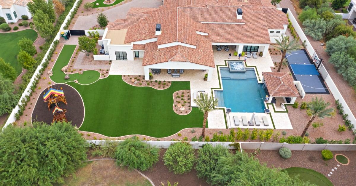 3 Top Trendy Arizona Backyard Ideas With a Pool