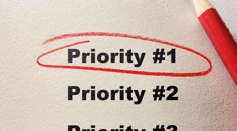 Como priorizar faz com que as coisas aconteçam