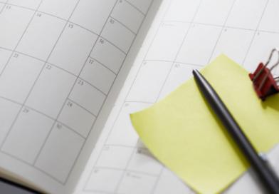Cinco maneiras de organizar sua vida