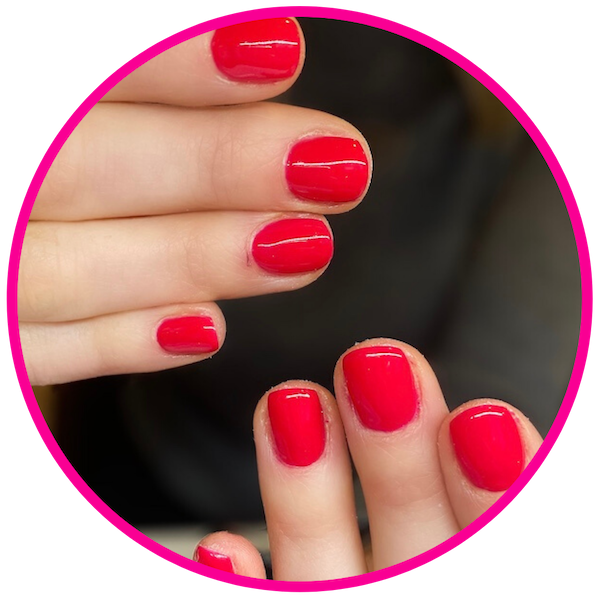 Hard Gel Nail Services | Nail Flaunt