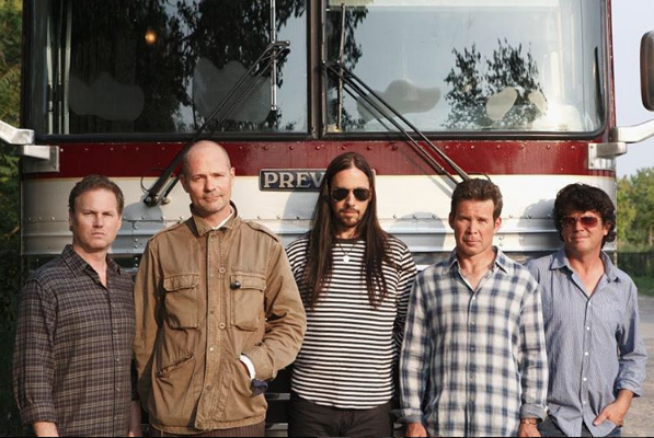 The Tragically Hip - Instagram