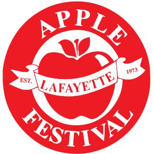 LaFayette Apple Festival Logo