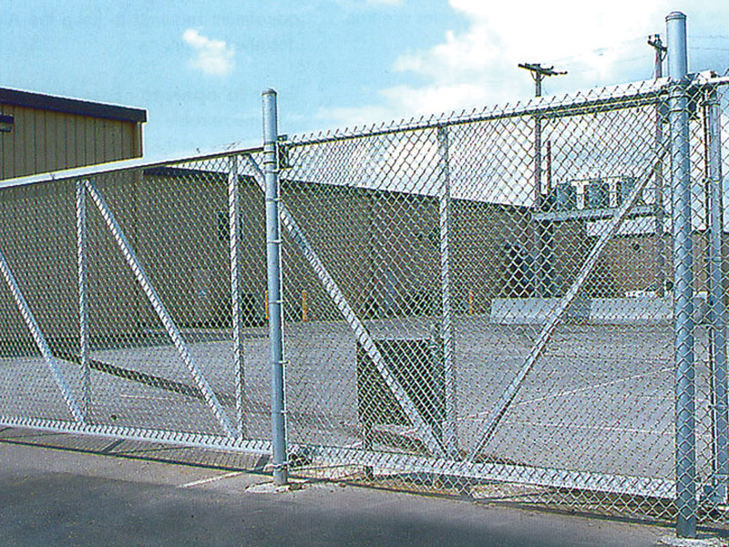 Chain Link Fencing Product Examples