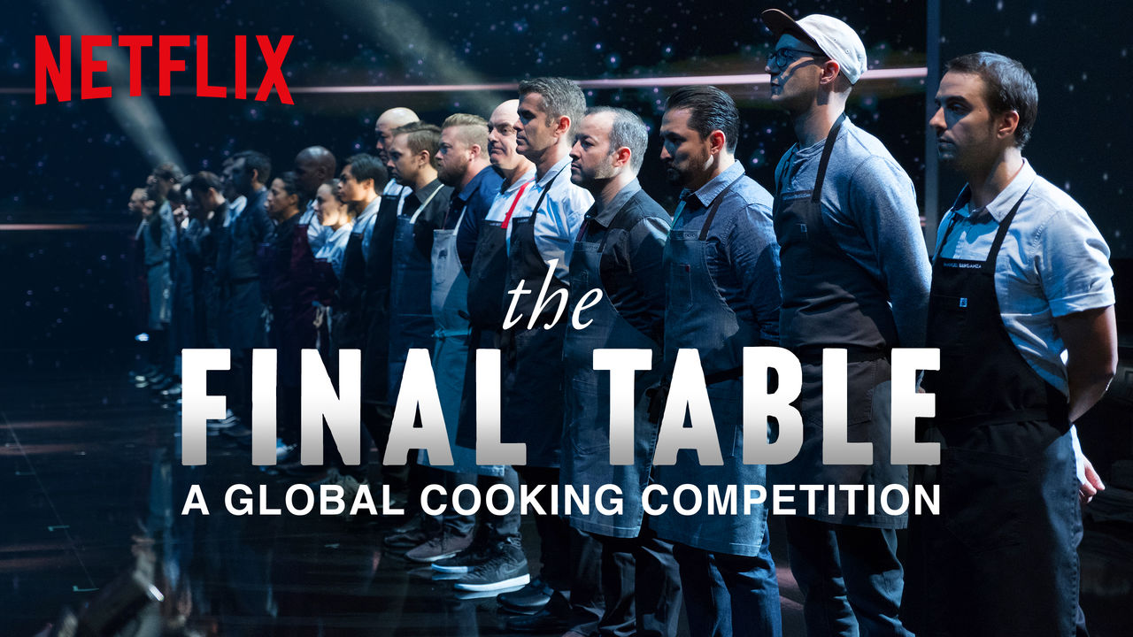 The Final Table - Netflix