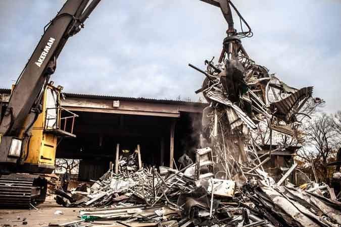Scrap Warehouse