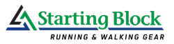 Starting Block Running & Walking Gear Logo