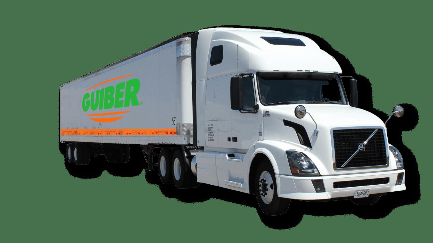 guiber truck