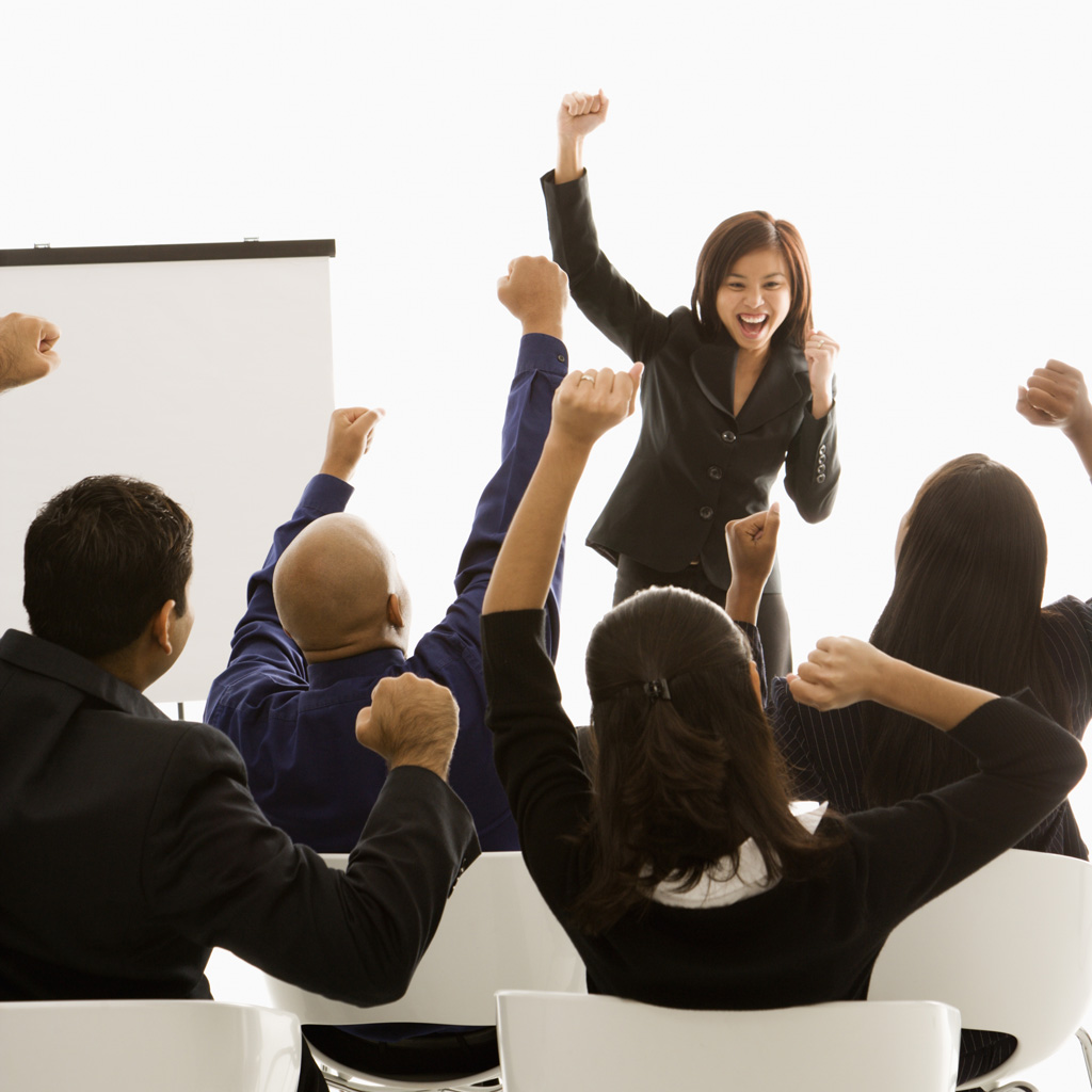 "Largest Listing of ""Googable"" Motivational Speakers"