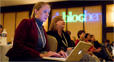 """""""Not the Hot Mom Blogger""""- BlogHer 2012 Recap & Discovery"""