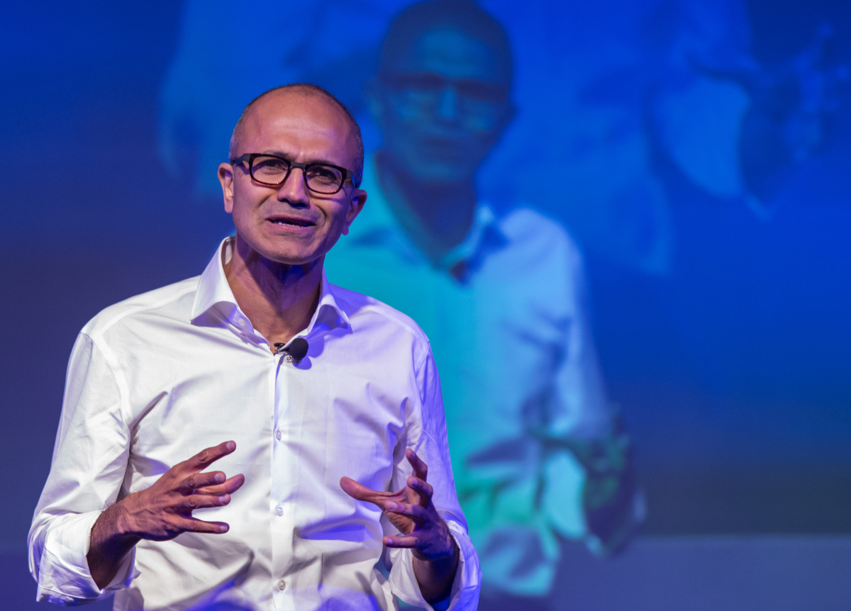 But don't many women agree with Microsoft CEO Satya Nadella?