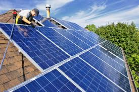 Vets, Urban Unemployed, Returning Workers targeted for solar panel installation industry job training