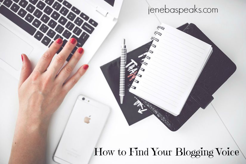 How to Find Your Blogging Voice (Podcast)