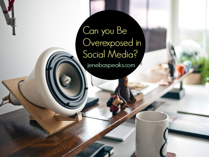 Can you Become an Overexposed Voice in Social Media? (10 Min PODCAST)