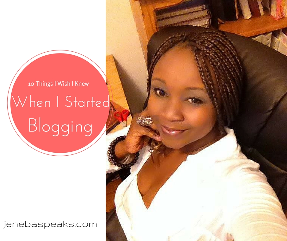 10 Things I Wish I knew When I Started Blogging 10 years Ago