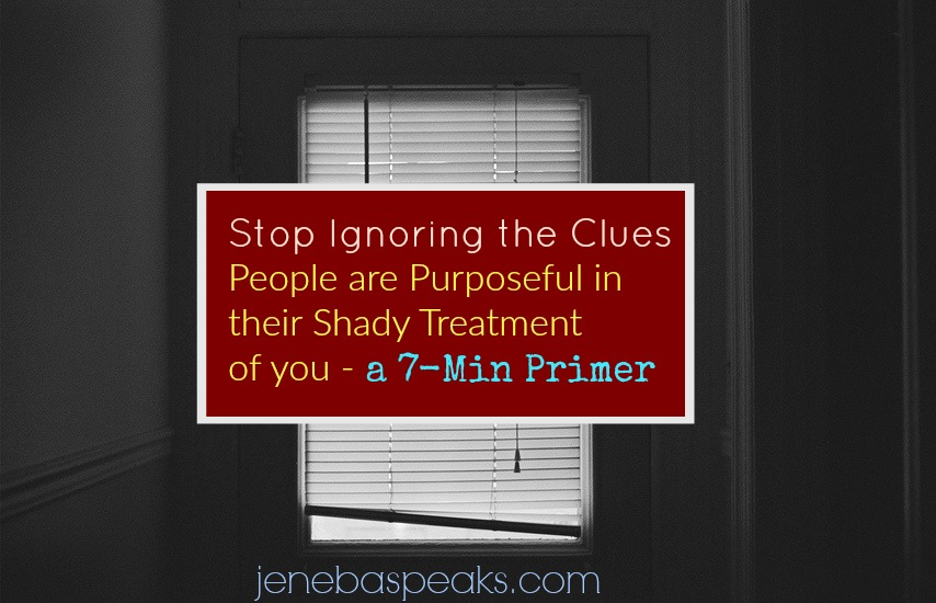 Just Not Into You: Why You Should Quit Ignoring Clues of People's True Intentions (10-MIN PODCAST- Ep 19)