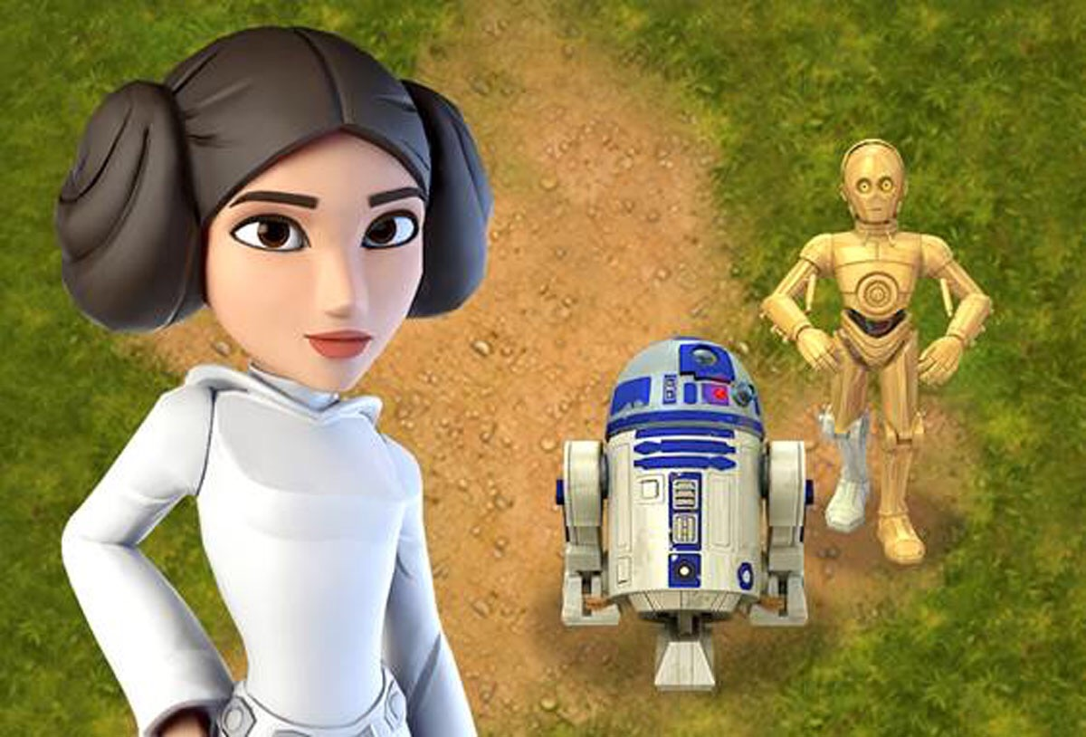 Star Wars Characters will Teach Your Kid How to Code Using This FREE Online Game