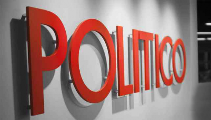 Episode 23: My Salute To Politico & How It Changed Political Reporting Forever