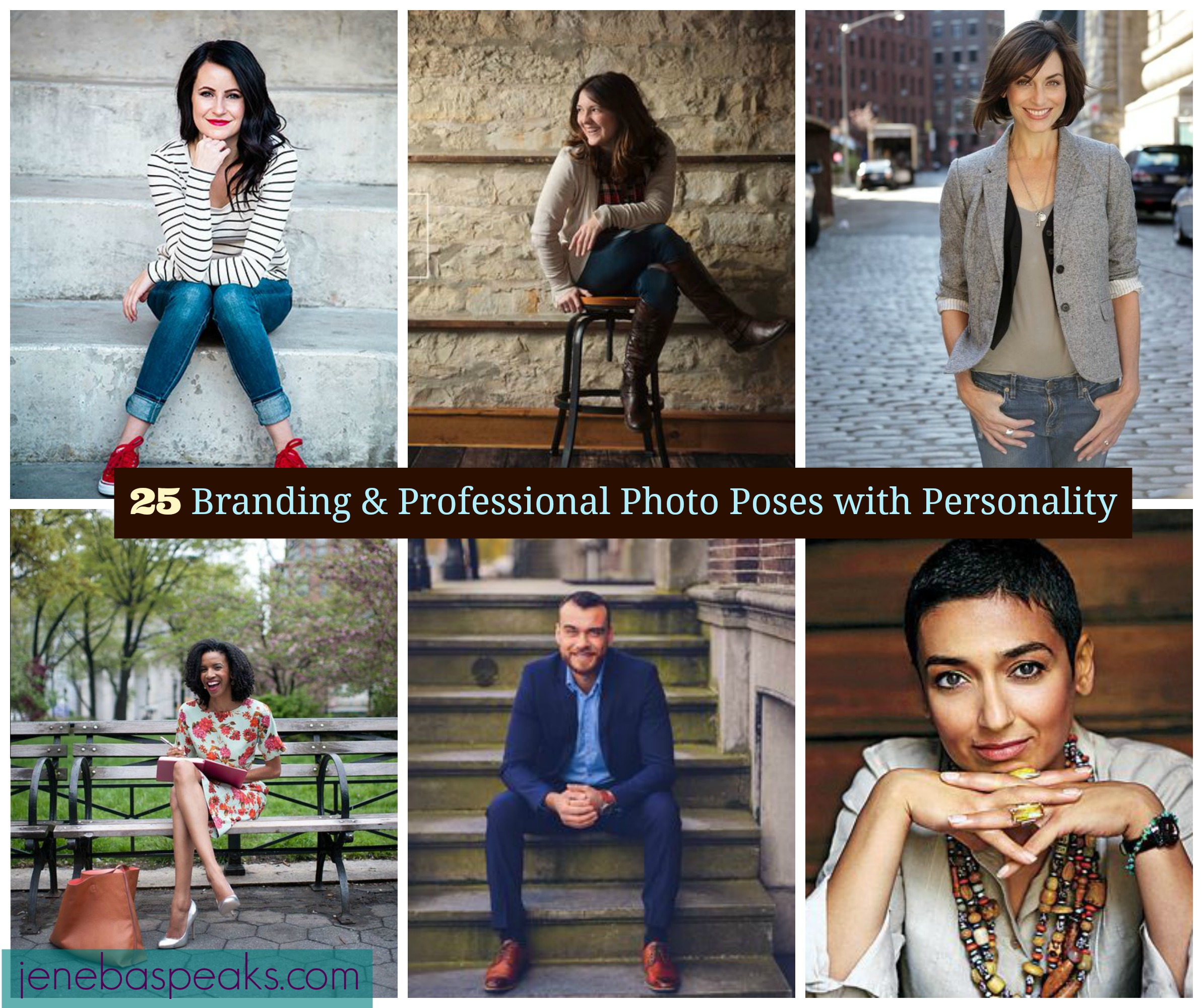25 Professional/Branding Photos that Have Much Personality & Why I love Each
