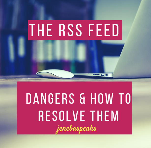 Episode 31: Dangers of RSS Feeding Content & How to Avoid Them (10-Minute Podcast)