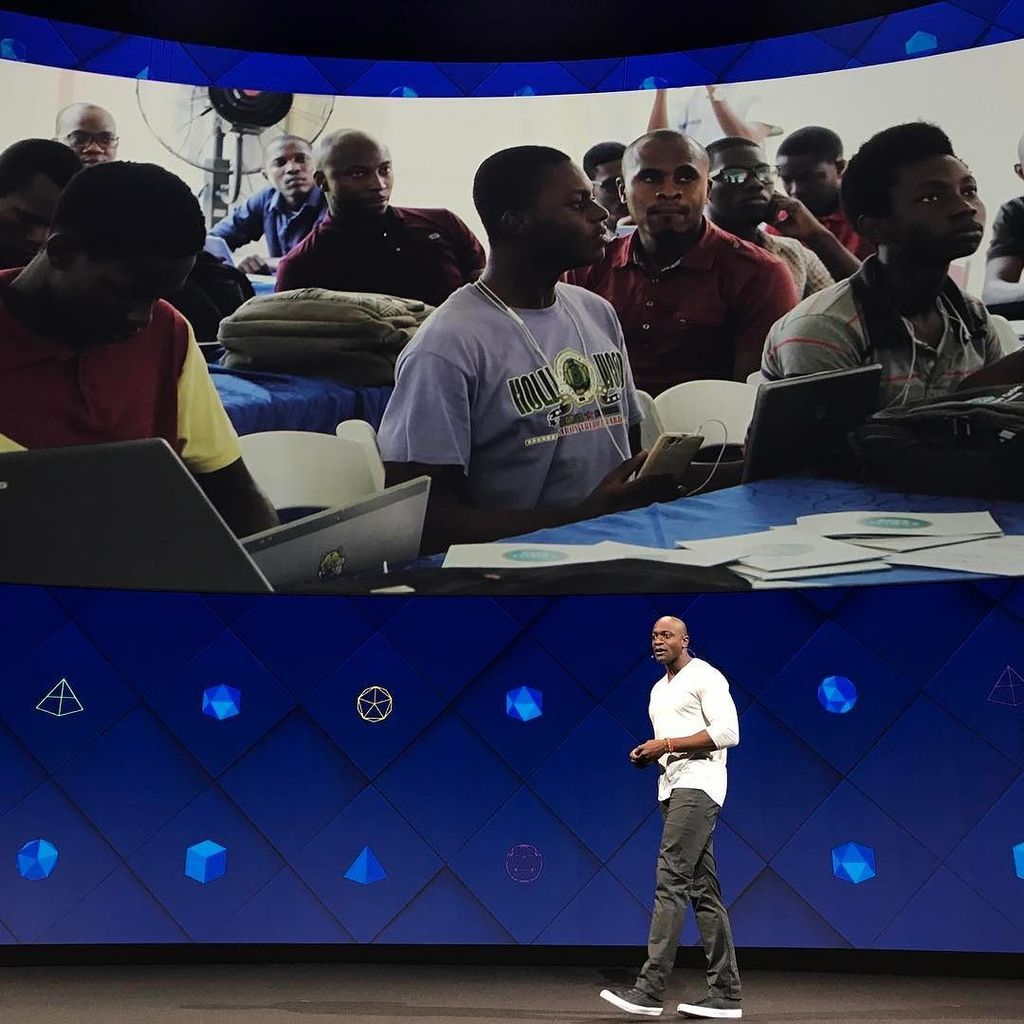 4 Ways Facebook's F8 Conference Repped Diversity BIGLY this Year