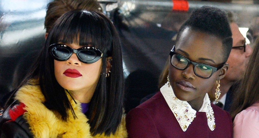 When Two Separate People's Social Media Take on A Meme About  Rihanna and Lupita Get Optioned Into a Movie, Who Gets Creative Credit?