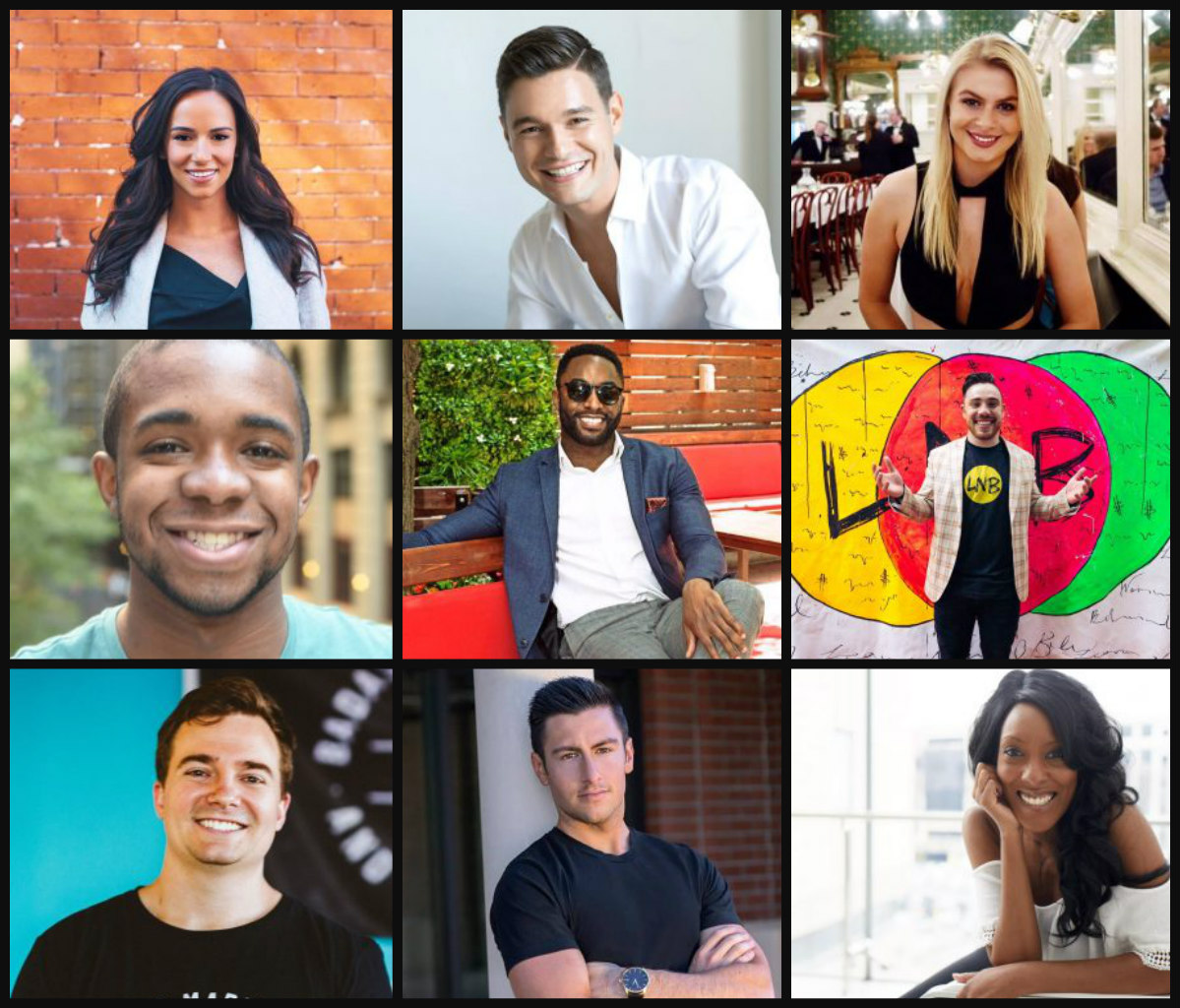 These Are New Theory's Top 40 Millennial Influencers to Watch in 2018