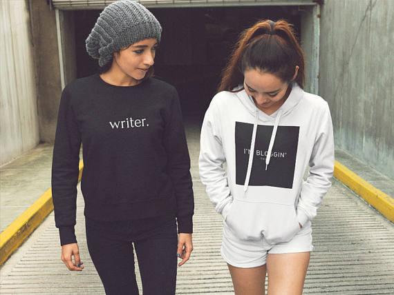 I'm Selling a Sweatshirt and a Mug – Buy it!
