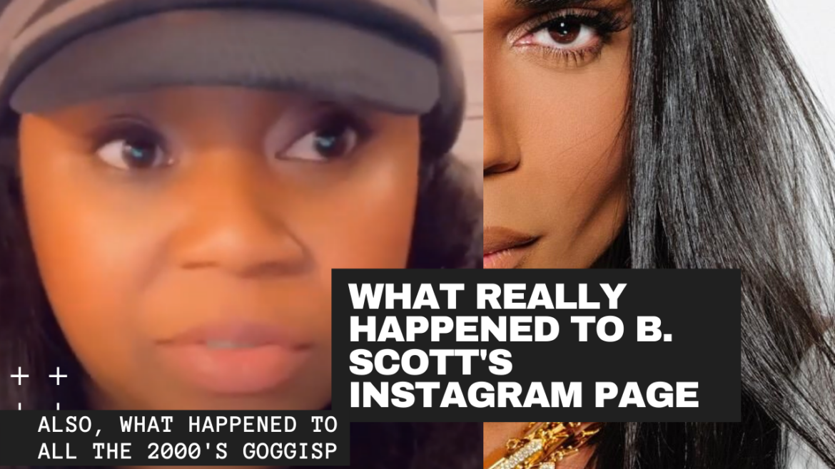 Gossip Blogs, Paparazzi and Why Instagram Shut Down This Bloggers Page