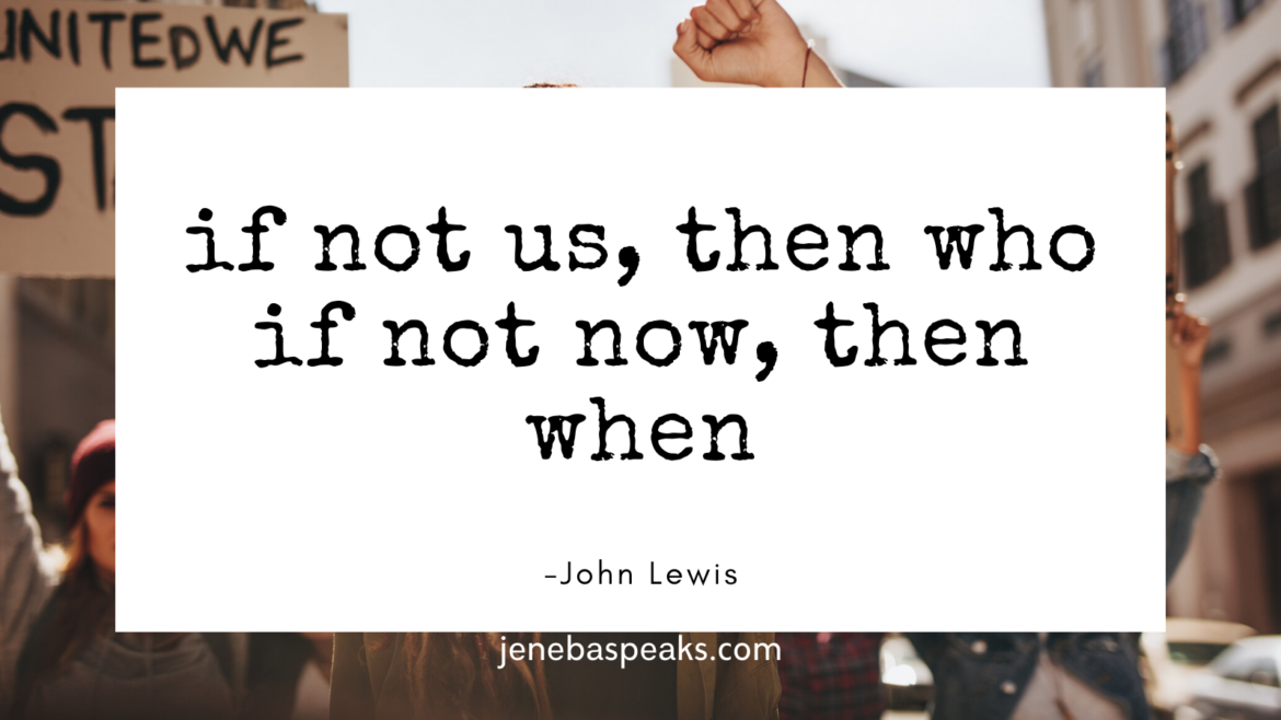 12 Congressman John Lewis Quotes That Inspire!