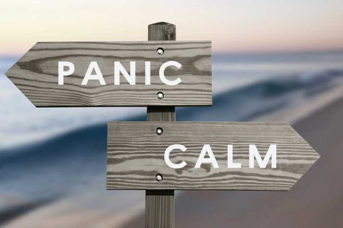 Dr. Wuest audio interview on Panic Attacks