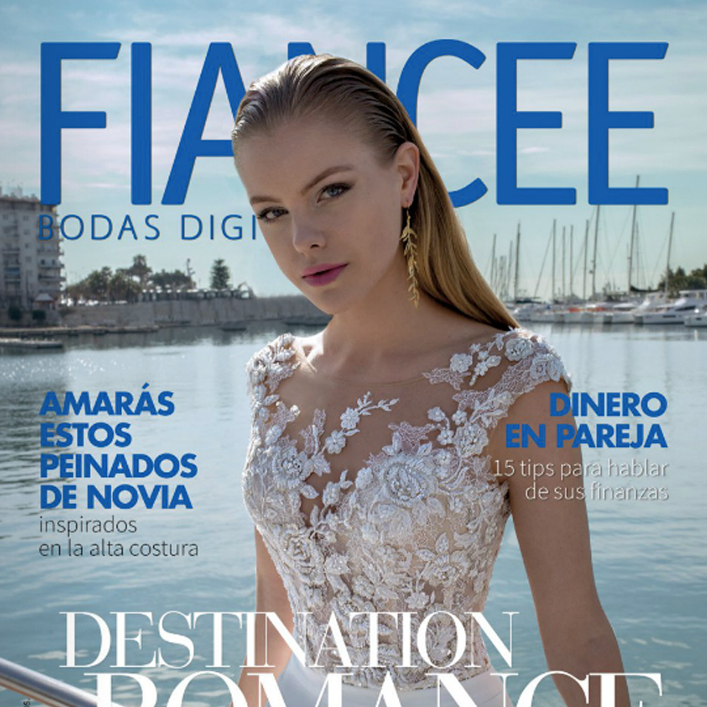 FIANCEE BODAS DIGITAL MAGAZINE