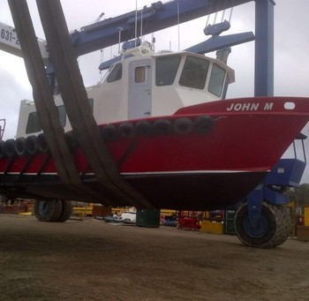 Marine Construction and Dredging Equipment Transport | Red Arrow Logistics