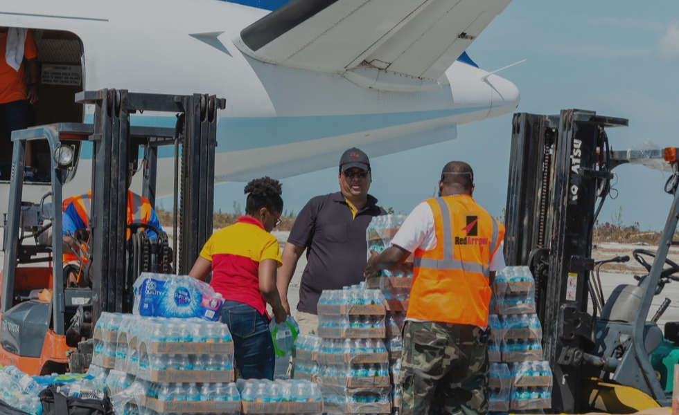 Disaster Relief Industry Logistics and Supply Chain - Red Arrow Logistics