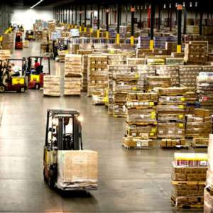 No Vacancy. Soaring Costs for US Warehouses