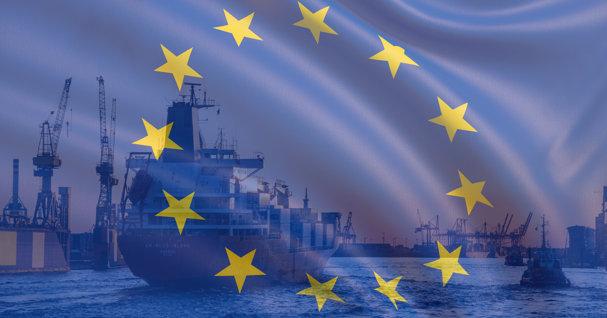 Shipping May Soon be Included in EU's Emissions Trading System | Red Arrow Logistics