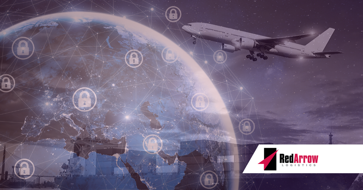 Logistics Cybersecurity Risks During COVID-19 | Red Arrow Logistics