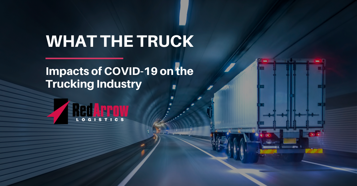 What the Truck | Impacts of COVID-19 on the Trucking Industry